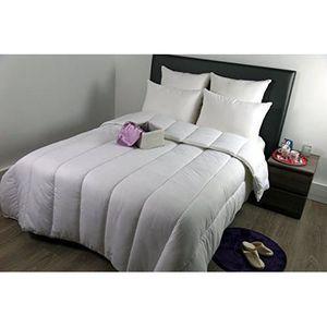 COUETTE Dodo 29442 Arizona Couette Légère Polyester Blanc