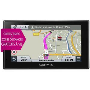 GPS AUTO GPS Garmin CAMPING CAR - 6 POUCES - Ecran tactile