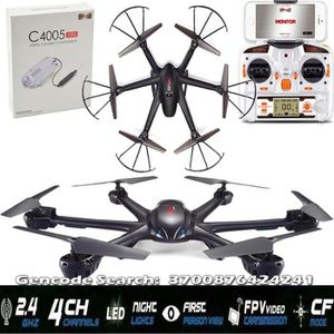DRONE MJX X600C avec Caméra C4005 et retour vidéo sur sm