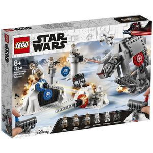 ASSEMBLAGE CONSTRUCTION LEGO Star Wars™ 75241 Action Battle La défense de