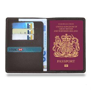 7f47981c18 PORTE PAPIERS Gris Porte passeport et organiseur en Cuir PVC pou