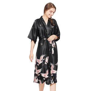 Robe de chambre femme polyester pas cher