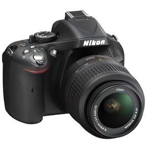 APPAREIL PHOTO RÉFLEX Reflex numérique Nikon D5200 KIT 18-55MM