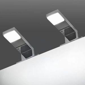 Spot miroir salle de bain - Achat / Vente pas cher