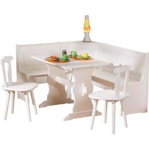 Table salle a manger avec banc - Achat / Vente pas cher