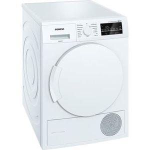 SÈCHE-LINGE Siemens WT45W463, Autonome, Charge avant, Blanc, R