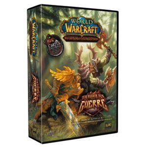 CARTE A COLLECTIONNER World Of Warcraft JCC Les Tambours de Guerre…