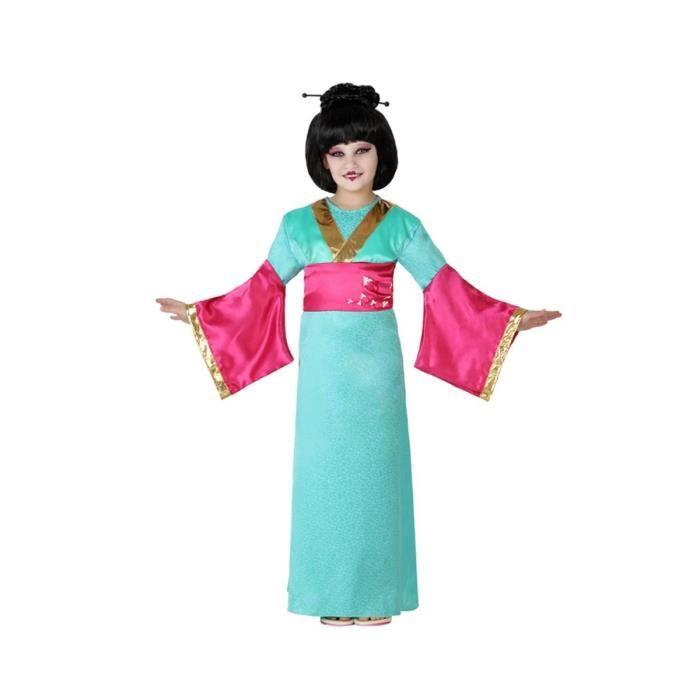 ATOSA Deguisement De Geisha Fille - Panoplie Enfant