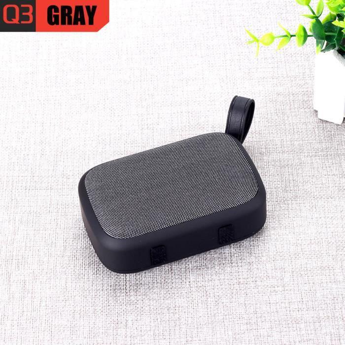Portable Sans Fil Bluetooth Haut-parleur Stéréo Sd Fm Pour Ordinateur Smartphone Tablet @5602
