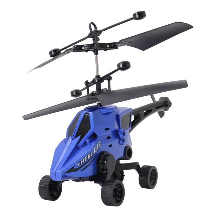 Hélicoptère Rc Drone Bu Zhm80718003bu Sky Volantes Et Amphibie Voitures Jouet Terrestre Télécommande mnwN80Ov