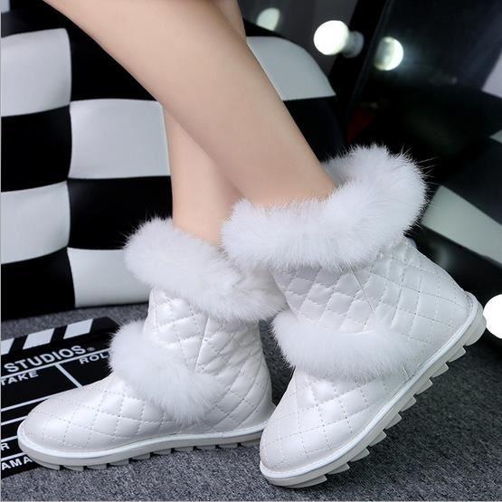 antidérapants chaussures des b épais chaud fond 04Hpqvq
