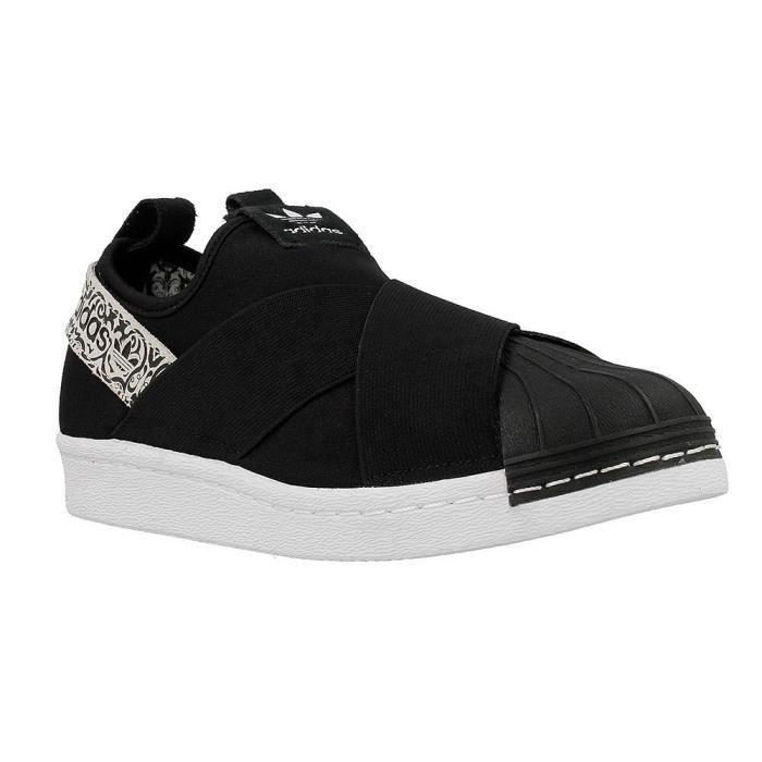 Chaussures Adidas Superstar Slipon W