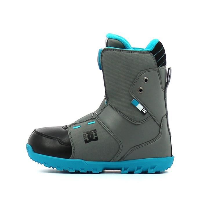 Waterproof Leather Fur Lined Winter Snow Boots Shoes PLL2K Taille-38 1-2 9YpxZc7HD1