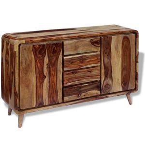 meuble buffet 140 cm achat vente pas cher. Black Bedroom Furniture Sets. Home Design Ideas