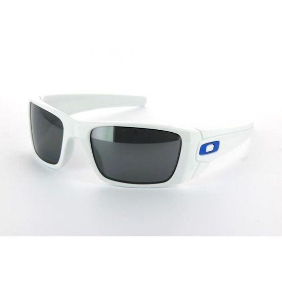 9026673b18da7 LUNETT SOLAIRE OAKLEY FUEL CELL BLANCHE - Achat   Vente lunettes de soleil  Blanc - Cdiscount