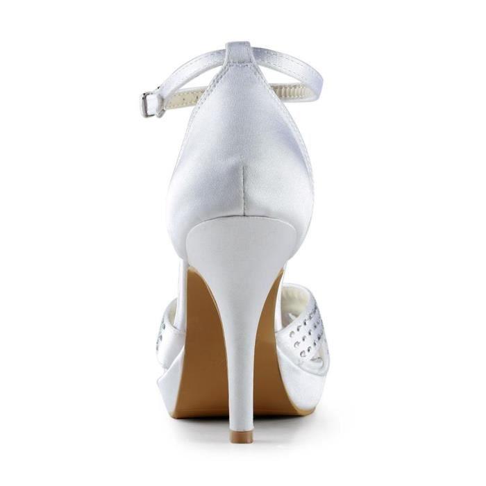 Jia Jia Wedding 37069 chaussures de mariée mariage Escarpins pour femme