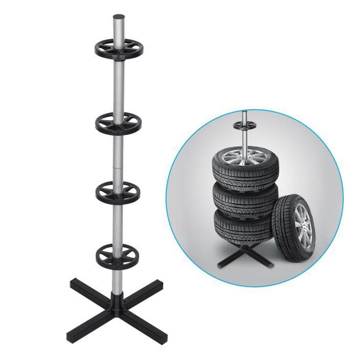Support de rangement pneus achat vente pas cher for Comparateur garage pneu