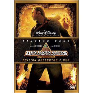 DVD FILM DVD Benjamin Gates et le trésor des templiers