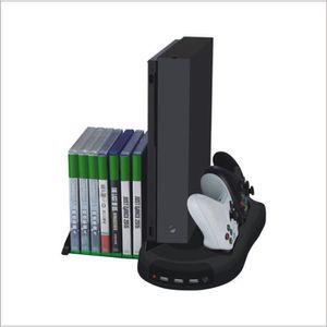 VENTILATEUR CONSOLE Support Vertical pour Xbox One X avec Ventilateur