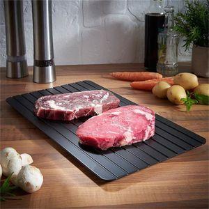 PLAT DE SERVICE Plateau à décongélation rapide pour cuisine antiad