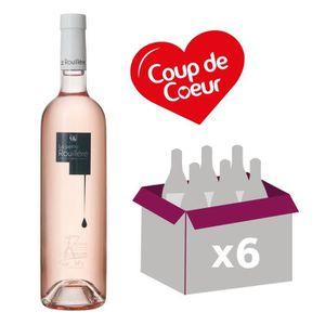 VIN ROSÉ Petite Rouillère 2016 Rosé Côtes de Provence Carto