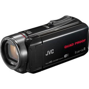 CAMÉSCOPE NUMÉRIQUE Camescope JVC GZ-RX645 Wifi Noir