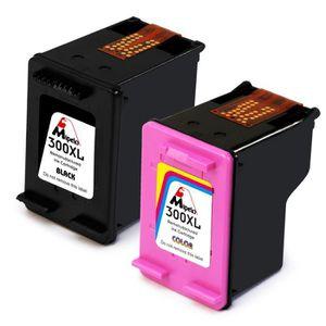 CARTOUCHE IMPRIMANTE Compatible Cartouches d'encre HP 300 XL Cartouches