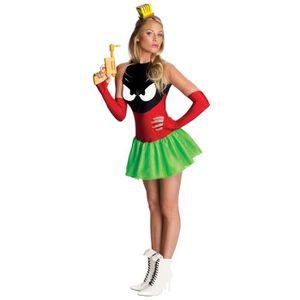 DÉGUISEMENT - PANOPLIE Costume de Miss Marvin - Marvin ...