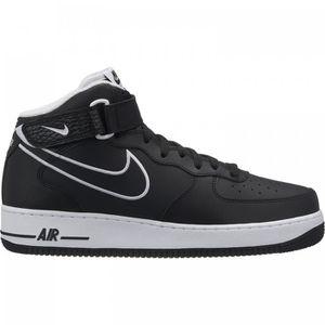 Nike Air Force 1 Mid '07 Aq8650 001 Noir pas cher Achat