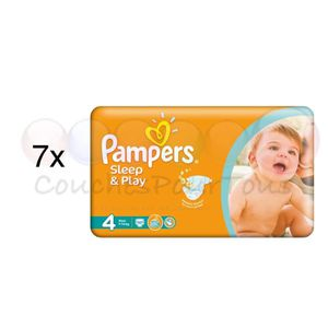 Couches pampers taille 4 achat vente pas cher - Couche pampers pas cher taille 4 ...