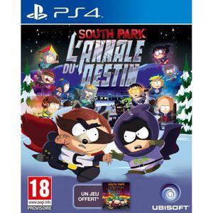 JEU PS4 South Park L'annale du Destin Jeu PS4 + 1 Porte Cl