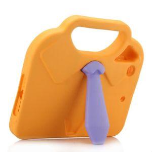 COQUE MP3-MP4 Coque Rigide orange pour iPad mini 4/3/2/1 Belle A