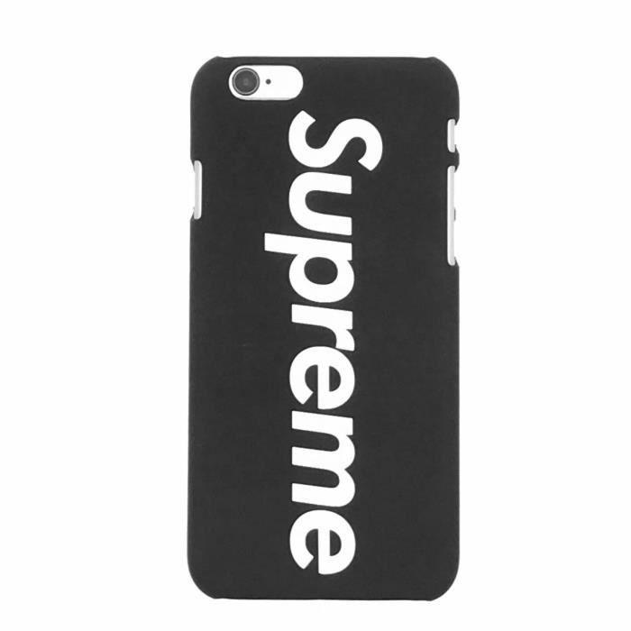 supreme coque iphone 8 plus