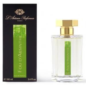 Fou Edp Parfumeur 100ml Achat D'absinthe Vente L'artisan cA3R4jq5L