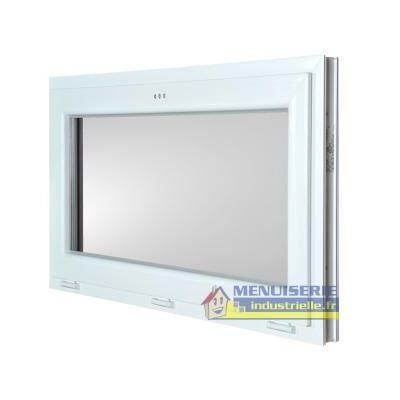 Fenêtre Abattant Pvc H45 X L40 Cm Achat Vente Fenêtre Baie