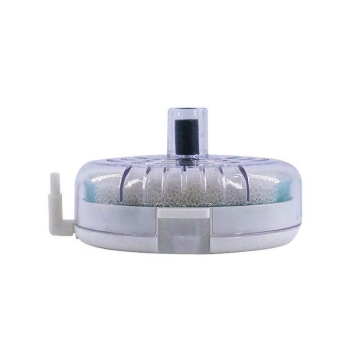 Mogoi Aquarium Mini Filtre,aérateur Yx300 Couleur Transparente