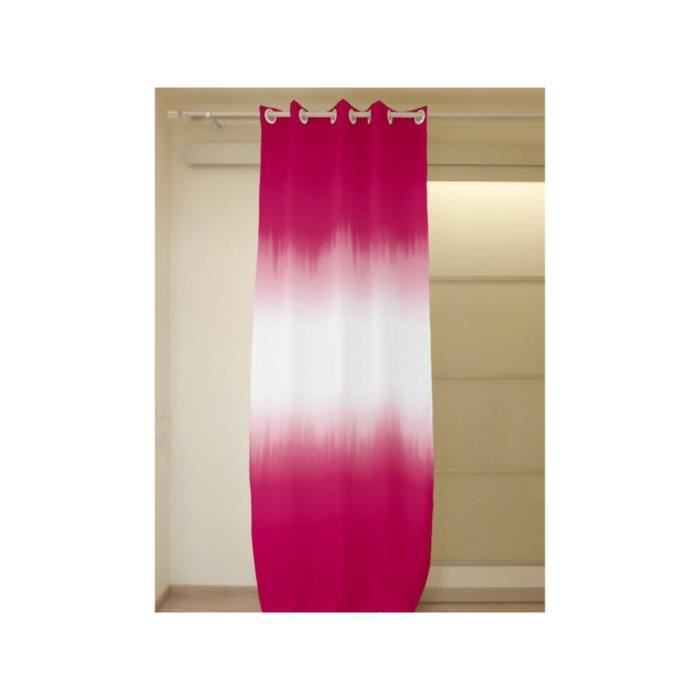 rideaux tie and dye achat vente rideaux tie and dye. Black Bedroom Furniture Sets. Home Design Ideas