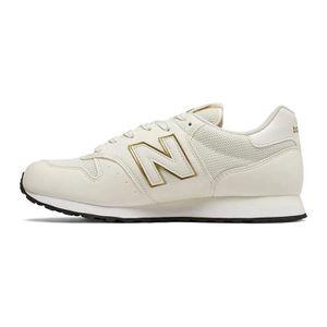 574 Cuir Brillant Synthétique - Chaussures - Bas-tops Et Chaussures De Sport New Balance l23DrZ