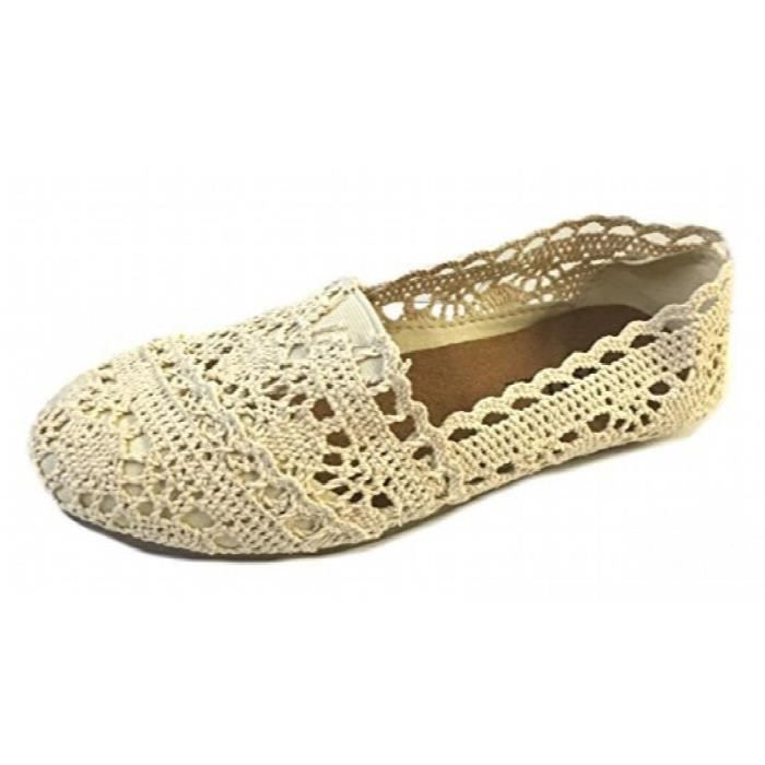 Shoes 18 Womens Canvas Slip On Shoes Flats 5 Colors C0O0I Taille-42