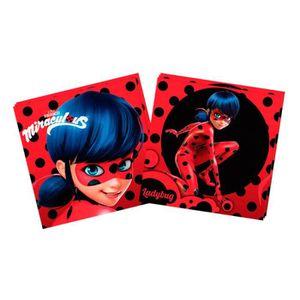 Miraculous Masque Anniversaire Ladybug 6 Pieces