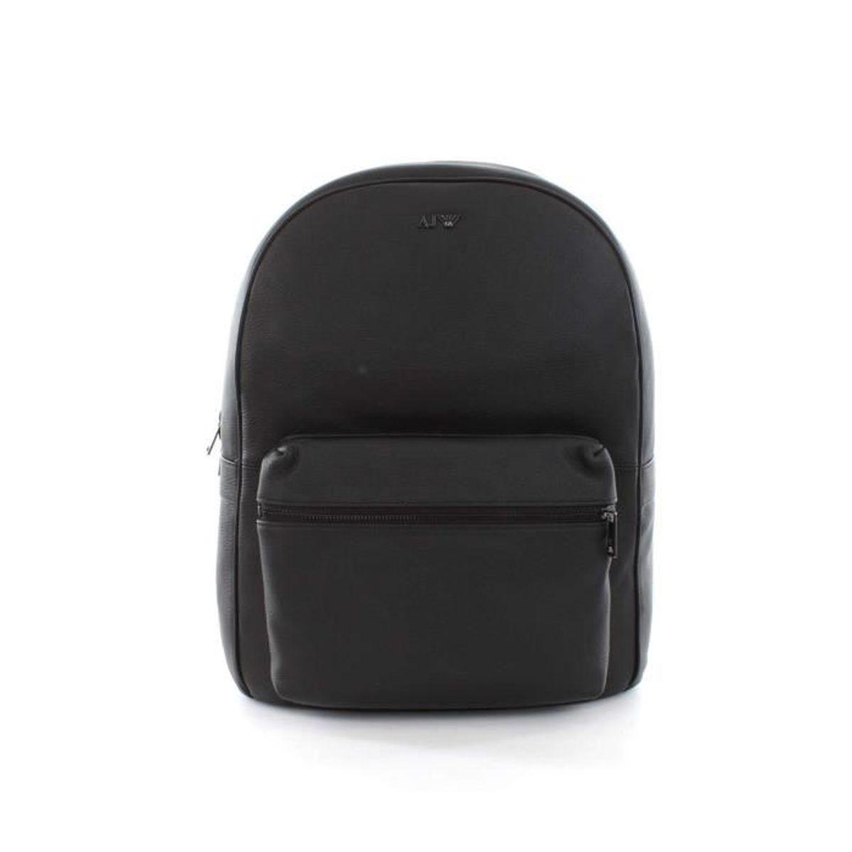ARMANI JEANS SAC À DOS Homme BLACK - Achat   Vente sac à dos ... 69c5d9a3e36