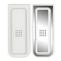 INTERPHONE - VISIOPHONE JPEC Enjoliveur de combiné pour JP4MED & JP4HD