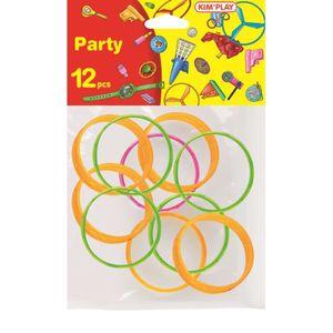 KIMPLAY Bracelets x12