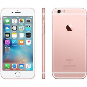 Téléphone portable iPhone 6s Plus 16Go Rose Or