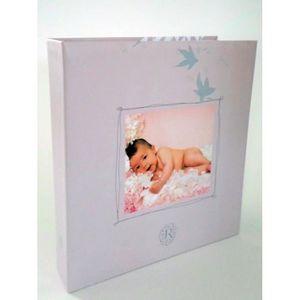 ALBUM - ALBUM PHOTO Album photo mémo bébé Fleur 200  pochettes 11x15 c