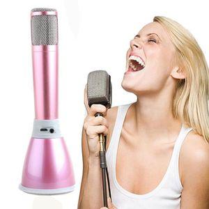 HAUT-PARLEUR - MICRO Mini portable sans fil Bluetooth Karaoke Player Mi