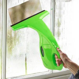 LOT APPAREIL ENTRETIEN Mini Aspirateur-Nettoyeur vitres sans fil