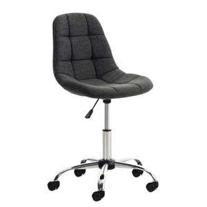 CHAISE DE BUREAU Tabouret chaise de bureau pivotante hauteur réglab