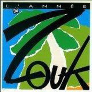 CD VARIÉTÉ INTERNAT L'Année du Zouk Joclyne Beroard, Francky Varietes