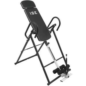 BAGUE D'INVERSION ISE Table d'Inversion Musculation Pliable - Invers
